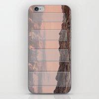 portal iPhone & iPod Skins featuring Portal by DM Davis