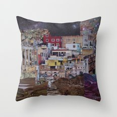Structures Throw Pillow