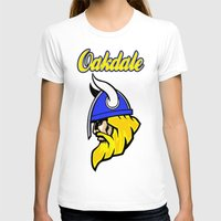 vikings T-shirts featuring Oakdale Vikings by Kuma
