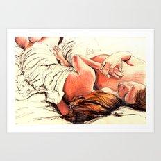 Origin of Love #7  Art Print