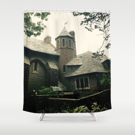 Hammond Castle Shower Curtain