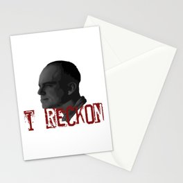 Reckoning Stationery Cards