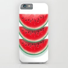 Slices of watermelon iPhone 6s Slim Case