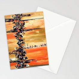 Forever Orange Stationery Cards