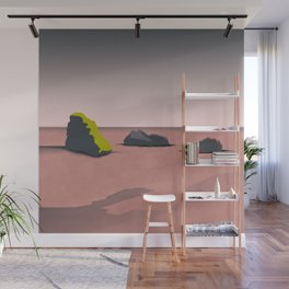 Landscape with Rocks Wall Mural