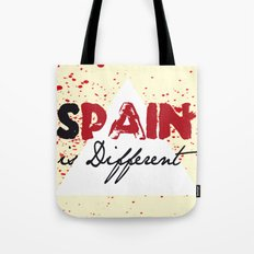 s pain is different Tote Bag