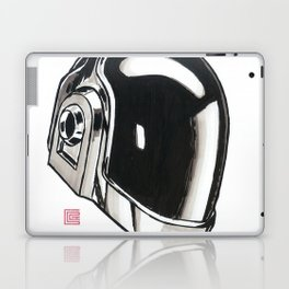 Daft Punk Guy-Manuel de Homem-Christo Laptop & iPad Skin