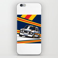 Ford Escort RS2000 iPhone & iPod Skin
