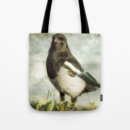 Message from the Magpie Tote Bag
