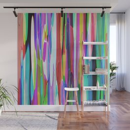 Color Flows Wall Mural