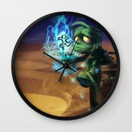 Classic Amumu League Of Legends Wall Clock