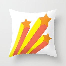 Starshot Throw Pillow