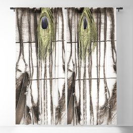 Feathered Dreams Blackout Curtain