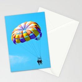 Parasailing Captiva Island Stationery Cards