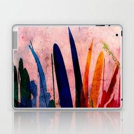 marsh grass Laptop & iPad Skin