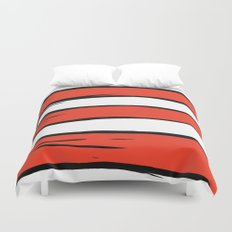 The Dr. is in the house Duvet Cover