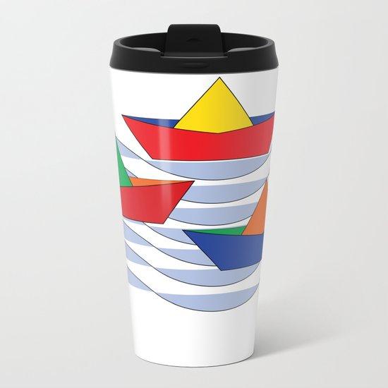 tas4 Metal Travel Mug