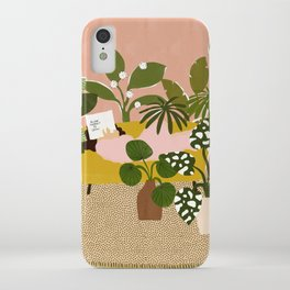 Allow Yourself To Grow iPhone Case