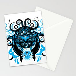 Lovecraftian Cosmic Horror Stationery Cards