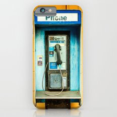 Pay Phone Slim Case iPhone 6
