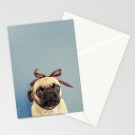 Lola Bow Stationery Cards