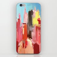 morocco iPhone & iPod Skins featuring Morocco Two by Robert Morris