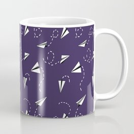 Trouble Maker in Purple Coffee Mug