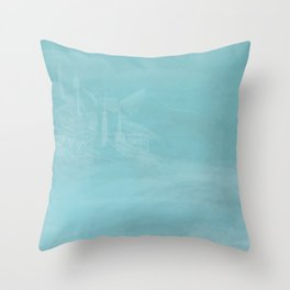 The Longing Is Real Throw Pillow
