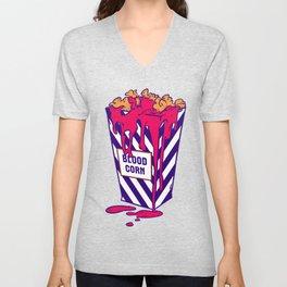 Blood corn Unisex V-Neck