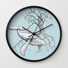 I Leave My Rage   Wall Clock