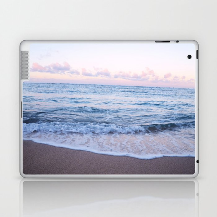 Ocean Morning Laptop & iPad Skin