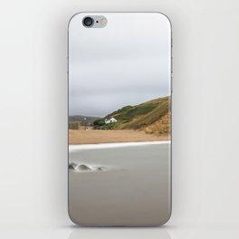 Westbay Cliffs. iPhone Skin