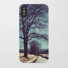 In The Distance iPhone X Slim Case