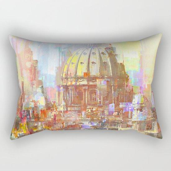 St. Peter's Basilica Rectangular Pillow