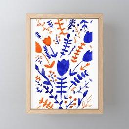 A touch of dutch Framed Mini Art Print