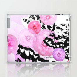 Camellia Blush Laptop & iPad Skin