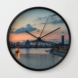 COLOGNE 20 Wall Clock
