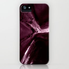 In The Belly of a Two Headed Giant iPhone Case