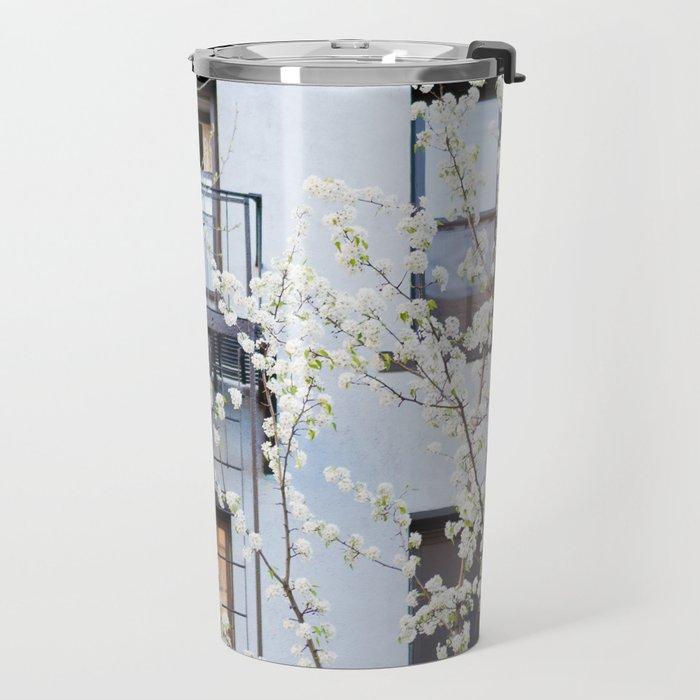 Brooklyn Spring Travel Mug