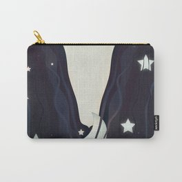 The moon and stars in my hair Carry-All Pouch