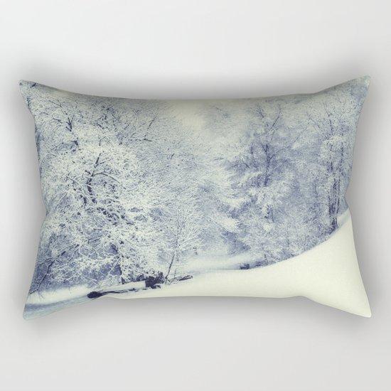 Snow World Rectangular Pillow