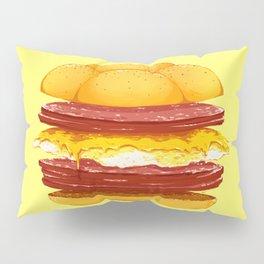 Pork Roll, Egg, & Cheese Pillow Sham