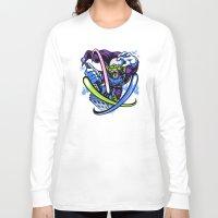 jojo Long Sleeve T-shirts featuring King Jojo by harebrained