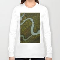 looking for alaska Long Sleeve T-shirts featuring Alaska Streams by Andy Barron