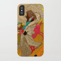mother iPhone & iPod Cases featuring MOTHER by kasi minami