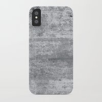 concrete iPhone & iPod Cases featuring Concrete by Grace