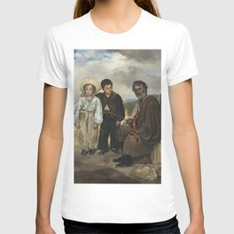 Edouard Manet The Old Musician 1862 Painting T-shirt