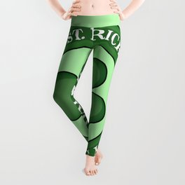 Happy St. Patricks Day Leggings