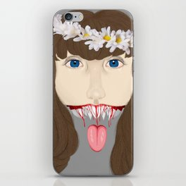 Speak Up iPhone Skin