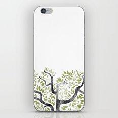 raising branches iPhone Skin
